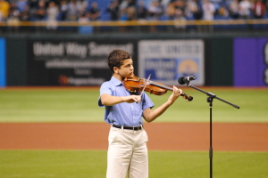 Violin Baseball