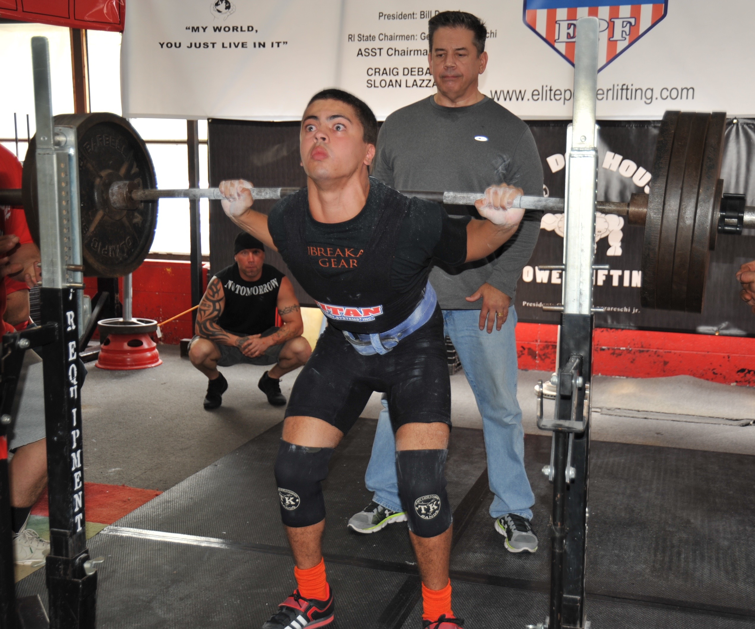 Evan Pittman World S Most Prolific Powerlifting Record Breaker